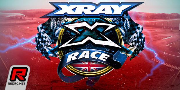 Xray X-Race UK – Announcement