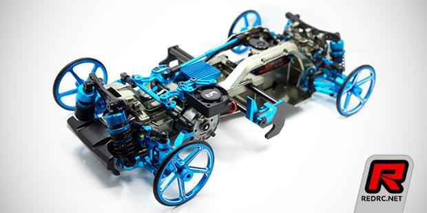 Yeah Racing M-Chassis aluminium setup wheels