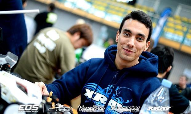 Coelho tops 4WD practice at EOS