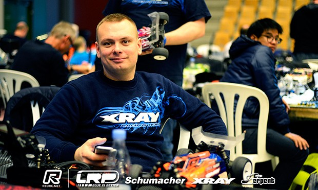 Bayer fastest in 4WD at DHI Cup