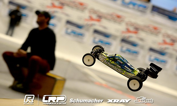 Orlowski tops 2WD practice at DHI Cup