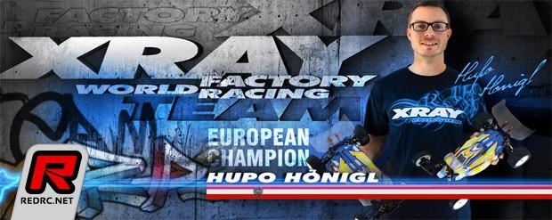 Hupo Honigl joins Xray Factory team