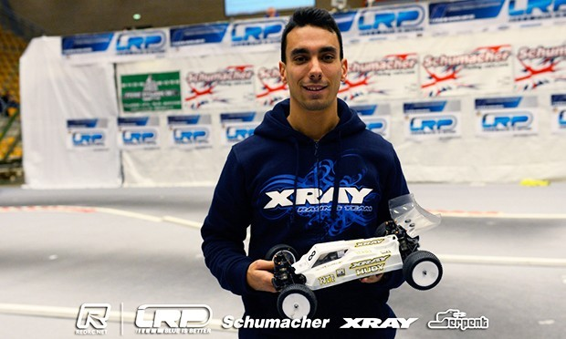 Coelho takes overall 4WD TQ honours at DHI Cup