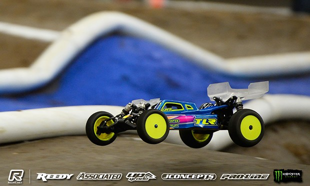 2WD complete at Reedy Race, Evans leads