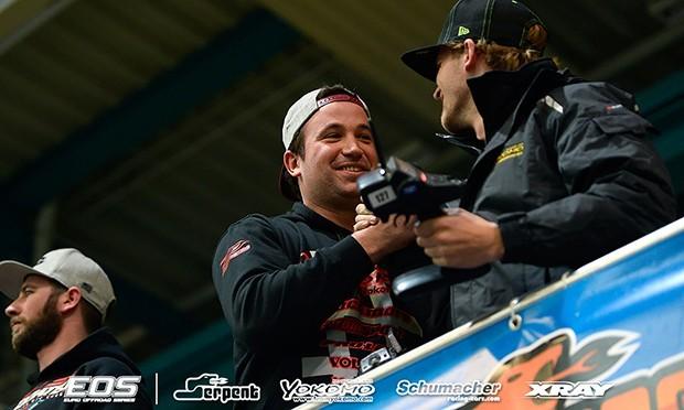 Rheinard get 1st win as Martin retains EOS title