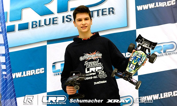 Orlowski adds DHI Cup win to his CV