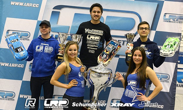 Volker claims seventh DHI Cup win