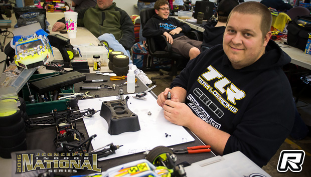 2016 JConcepts Winter INS – Seeding results