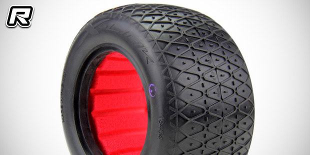 AKA Crosslink 1/10th stadium truck tyre