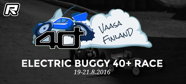 Electric Buggy 40+ Race – Announcement