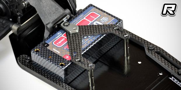 Exotek Exo22SCT aluminium & carbon chassis kit