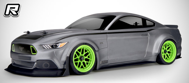 HPI RS4 Sport 3 2015 Ford Mustang RTR Spec 5