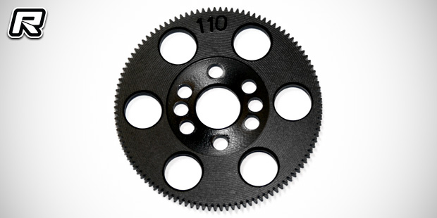 HRC Racing TSW low-friction spur gears