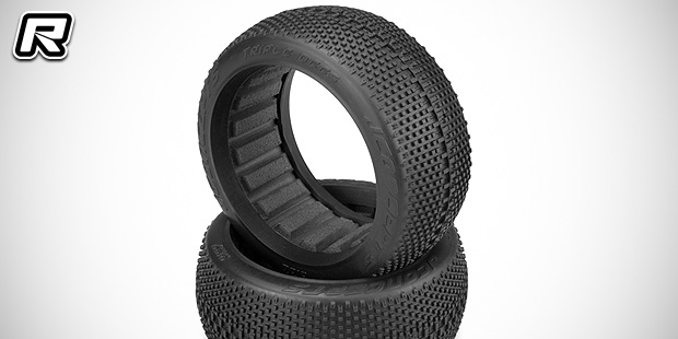 JConcepts Triple Dees 1/8th buggy tyres