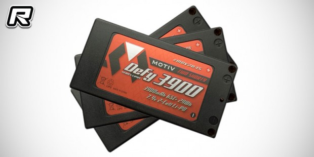 Motiv RC Defy 3900mAh thin shorty LiPo pack