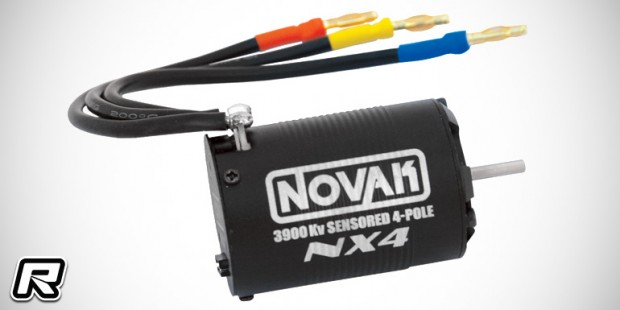Novak NX4 4-pole sensored brushless motor