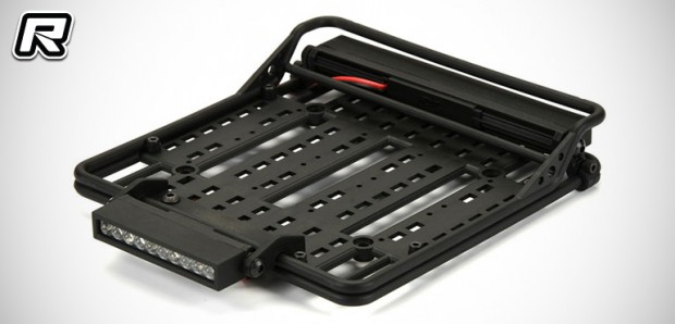 Pro Line Timberline Soft Top Amp Overland Roof Rack Red Rc