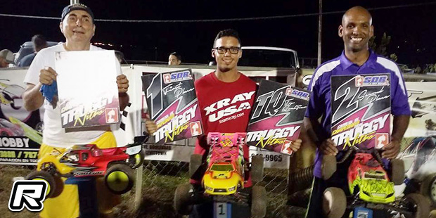 Jose Martinez wins SOR Championship Rd1