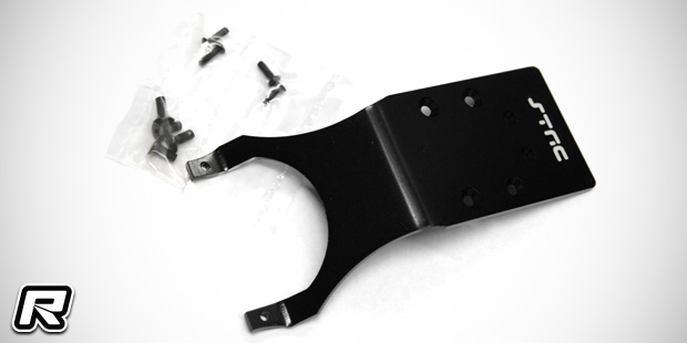 STRC Slash limited edition black alloy parts