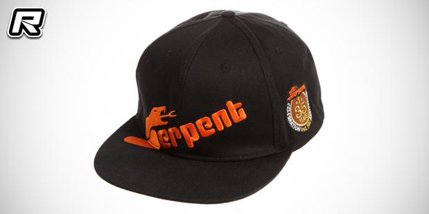 Serpent 35th Anniversary cap & bag
