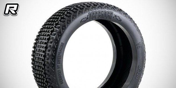 Sweep Defender 1/8th buggy tyre