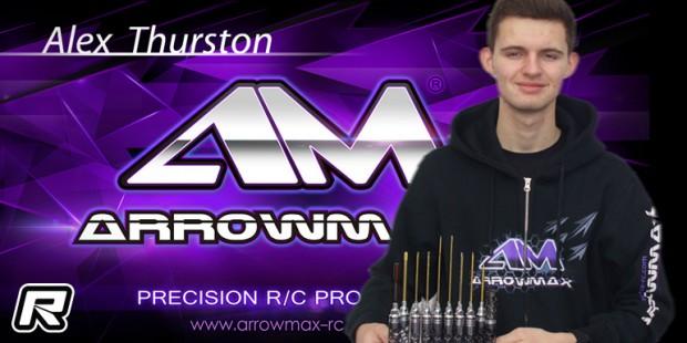 Alex Thurston joins Arrowmax