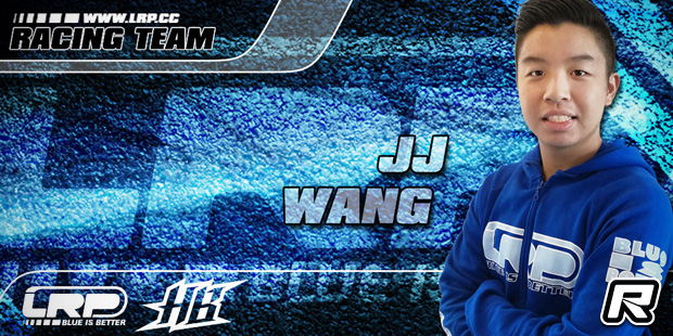 JJ Wang teams up with LRP