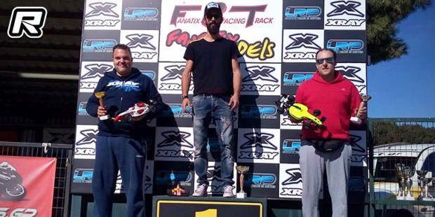 Xray Winter Series Greece Rd2 – Report