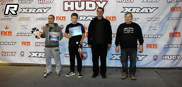 Xray Winter Series Morava Rd5 - Report