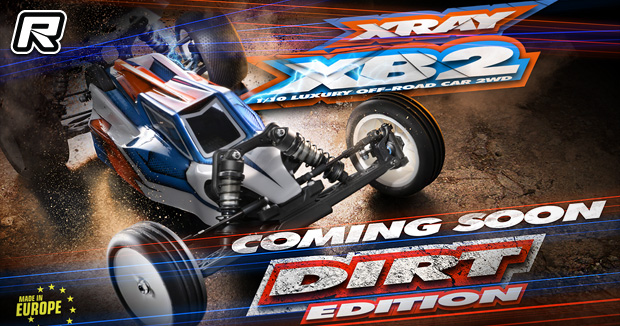 Xray XB2 Dirt Edition 2WD buggy – Coming soon
