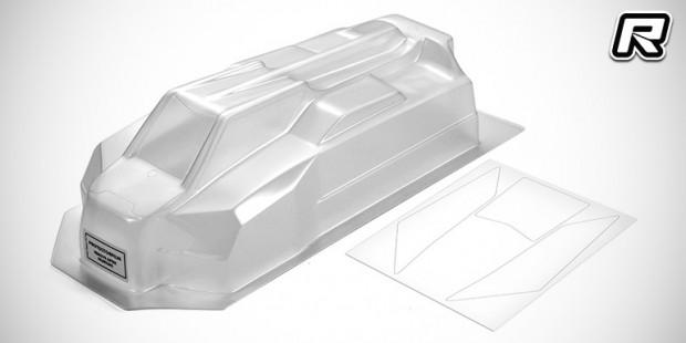 Xray XB4 lightweight bodyshell