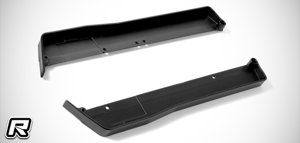 Xray XB4 medium compound chassis side guards