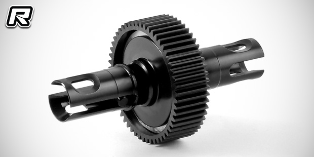 Xray XB2 adjustable ball differential