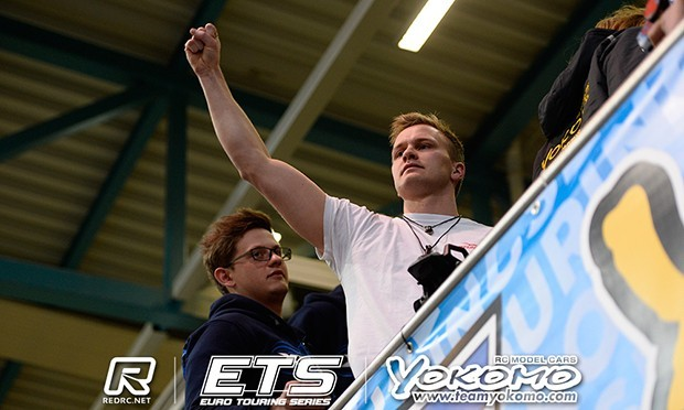 Streit TQs Pro Stock at ETS Germany