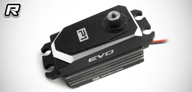 Evo P1 & P2 high-performance brushless servos