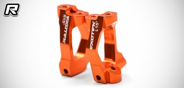 Exotek D413 15 degree alloy C-hubs