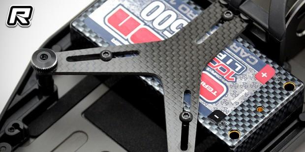 Exotek TLR 22 3.0 & YZ-2 carbon battery straps