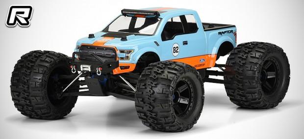 New Pro-Line monster truck & crawler options