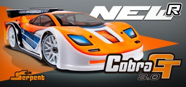 Serpent Cobra GT 3.0 – Coming soon