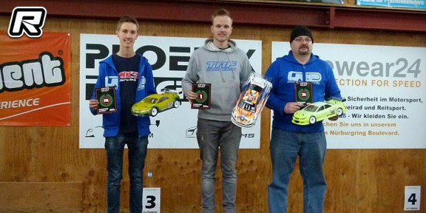 Christopher Krapp wins at TOS West Division Rd2