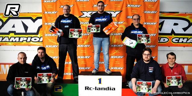 Xray X-Race Italy – Report