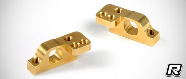 Xray T4 brass suspension holders