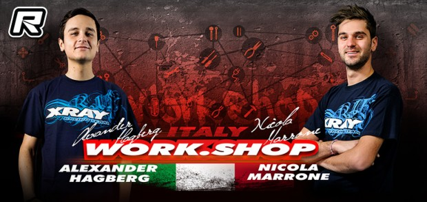 Xray Work.Shop Italy – Announcement