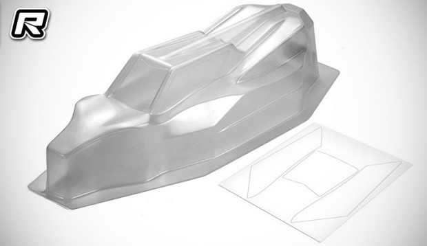 Xray Lightweight XB2 body shell