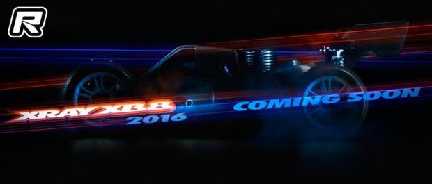 Xray XB8 2016 – Coming soon
