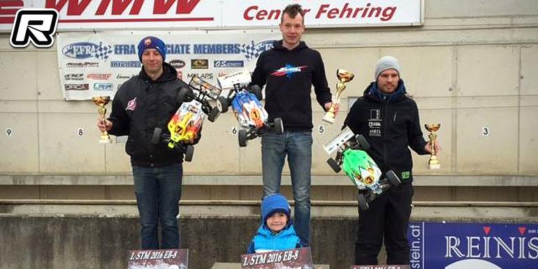 Jürgen Trieb takes Austrian E-Buggy Nats Rd1 win