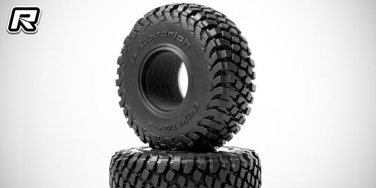 Axial 2.2 BFGoodrich Baja T/A KR tyres