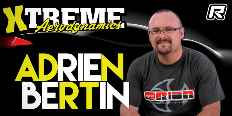 Adrien Bertin to run Xtreme Aerodynamics bodies