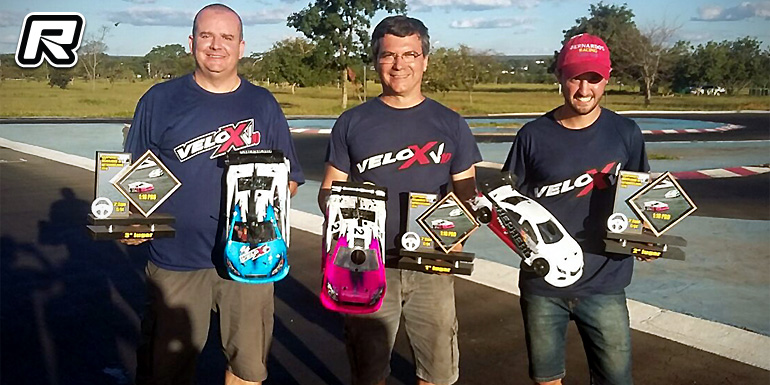 Alves successful at Brazilian On-Road Champs Rd3
