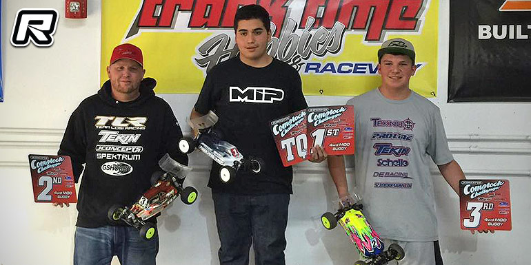 Rico, Mitch & Olson win at Comstock Challenge